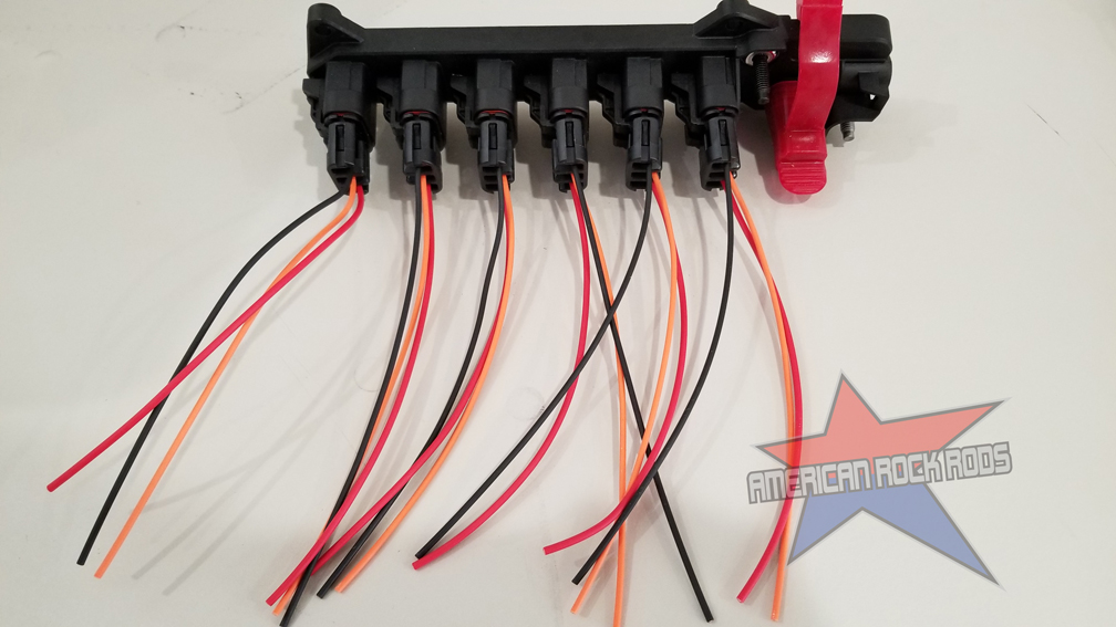 Pulse Bar/Bus Bar Wiring Leads for RS1 - Polaris RZR Forum - RZR